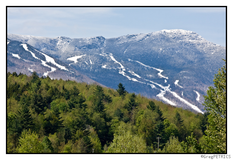 Mount Mansfield refuses to give up to spring