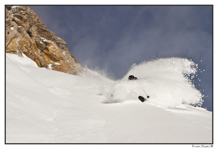 waves of pow