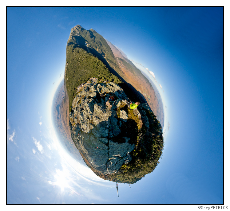 Planet Pano of The Nose
