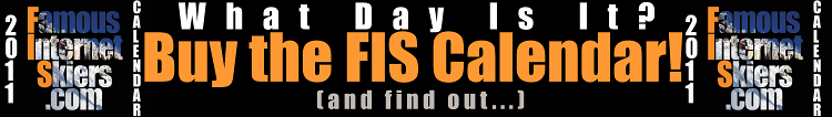 Purchase the 2011 FIS Calendar!